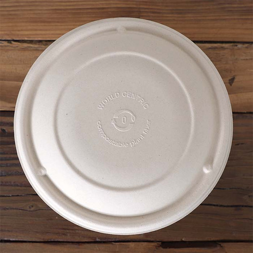 Fiber Bowl Lid 16-32 oz Bowls BOL-SC-U24-LF