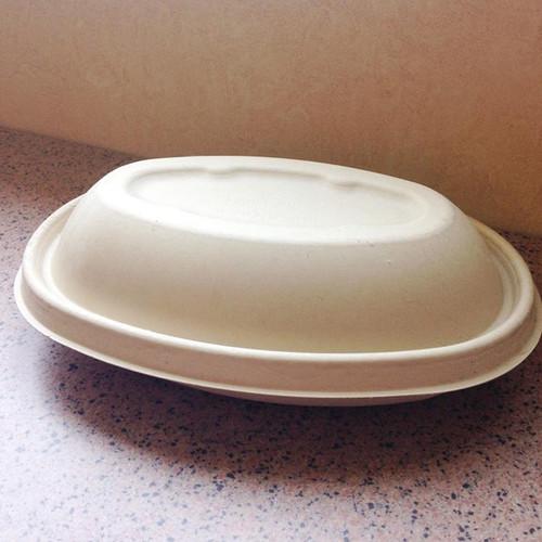 Fiber Lid for 32 oz Burrito Bowls BOL-SC-UBB-LF