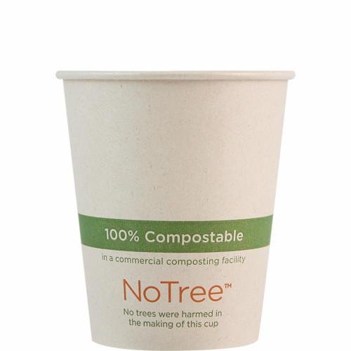 6 oz Custom Compostable Hot Cup