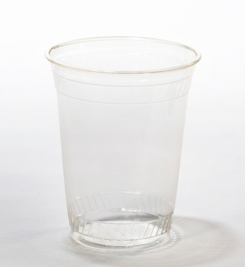 9509106 - 16 oz PLA Plastic Squat Cup Sample