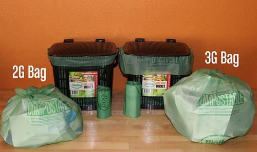 BioBag Compost Bin Liner Bags