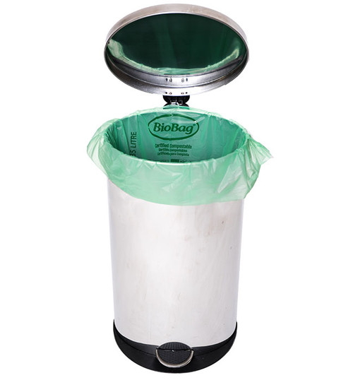BioBag 13 Gallon Compostable Trash Bags 13G2229