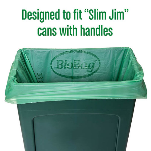 Slim Jim Trash Bags