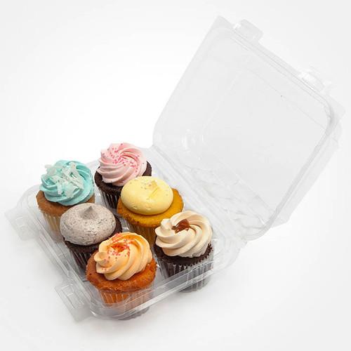Mini Cupcake & Muffin Containers Sample