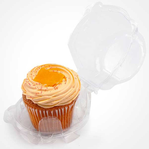 "3"" Single Cupcake & Muffin Containers BXX00111"