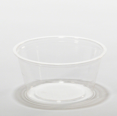 2 oz Compostable PLA Portion Cup Sample