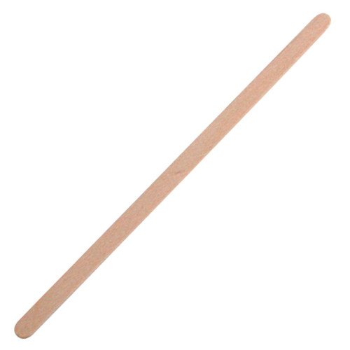 "Wooden Coffee Stir Sticks 4.3"" 210SPATB11"