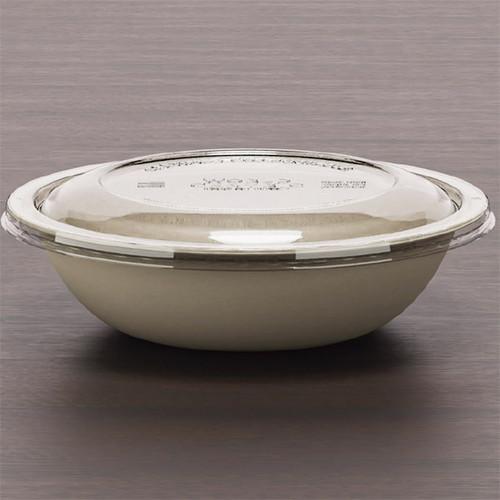 48 oz Round compostable Fiber bowls BO-SC-48