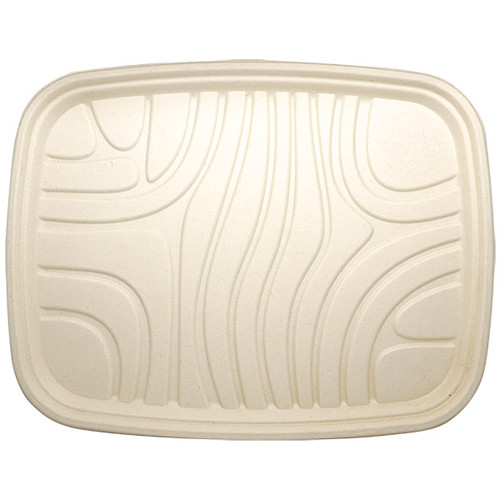 Compostable Fiber Serving Trays TR-SC-1418-LF