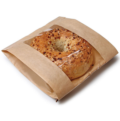 EcoCraft Single Serve Window Bag | 300116