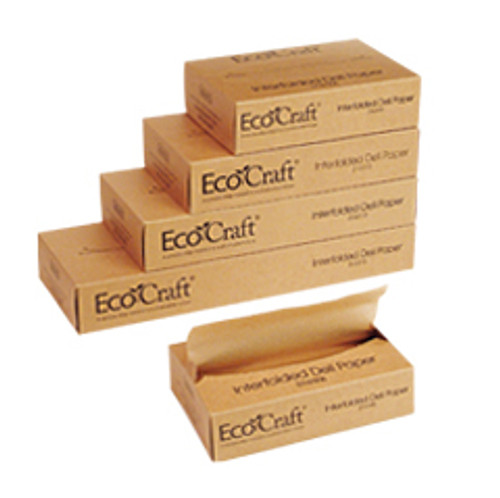 EcoCraft Interfolded Deli Wrap Paper 016012