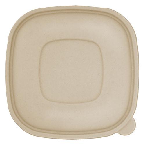 Fiber Lid for 24-48 oz Square Fiber Bowls BQL-SC-24-LF