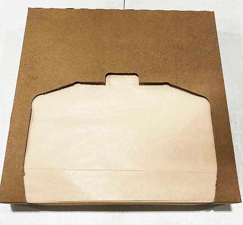 """Compostable Pan Liner Sandwich Wrap Deli Paper 15"""" x 15"""""""