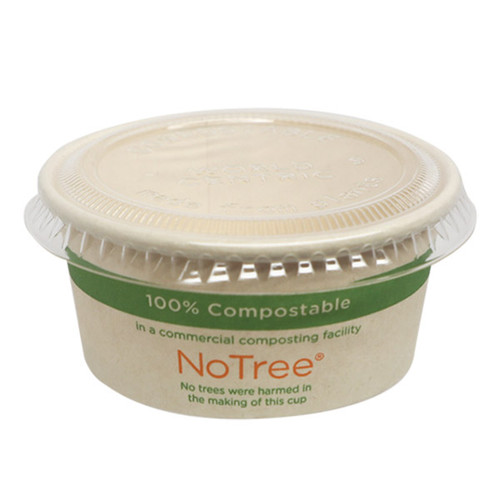 2 oz Paper Portion Cups NoTree SF-NT-2