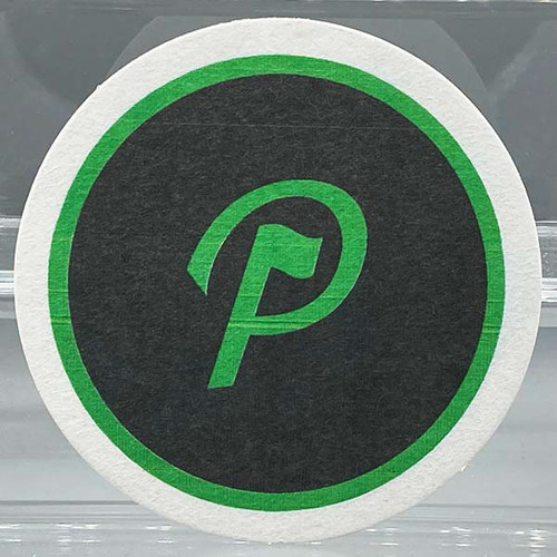 """The Pitch Custom Coasters 4"""" Round 