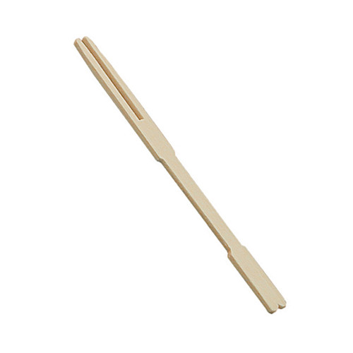 Bamboo Buffet Fork 3.54"