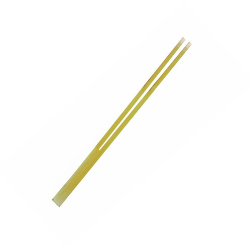 """DUAL PRONG"" Bamboo Double Pick Skewer - 7.1"" 