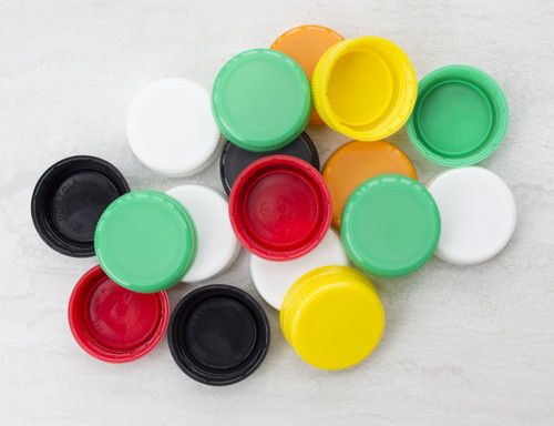 Tamper Evident Caps for Juice Bottles 38mm DBJ