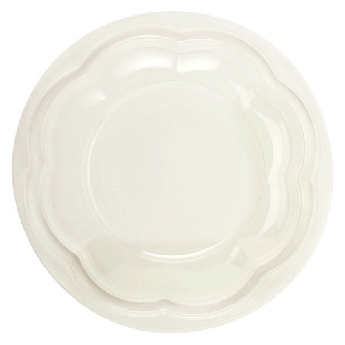 Raised lid for 16 oz clear salad container SBL-CS-16