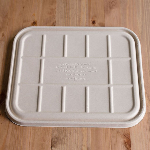 Fiber Flat Lid for Catering Trays CAL-SC-104
