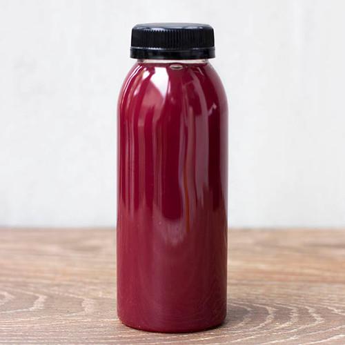 10 oz Round Energy Juice Bottle Sample