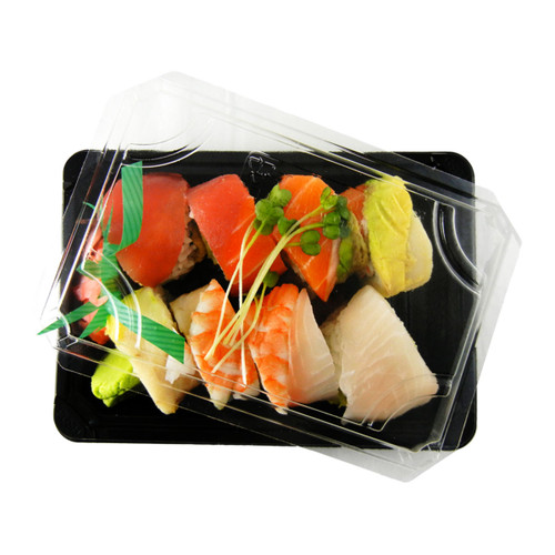 Compostable Sushi Takeout Box