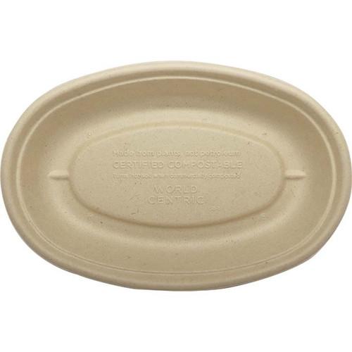 32 oz Burrito Bowl | Compostable Fiber | Sample