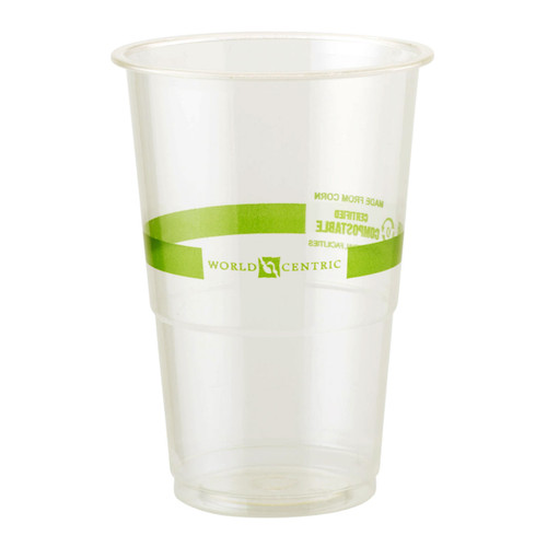 9 oz cold cup Sample