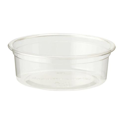 2 oz Clear Parfait Insert   Fits 9 oz cold cup   Sample