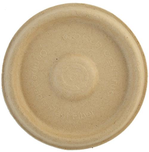 Lid for 4 oz fiber portion cup    Sample