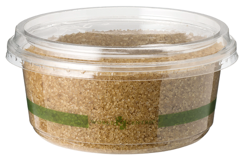 12 oz Clear round deli container Samples