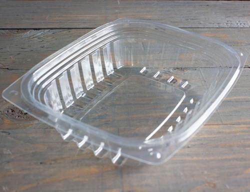 PLA Plastic deli container sample