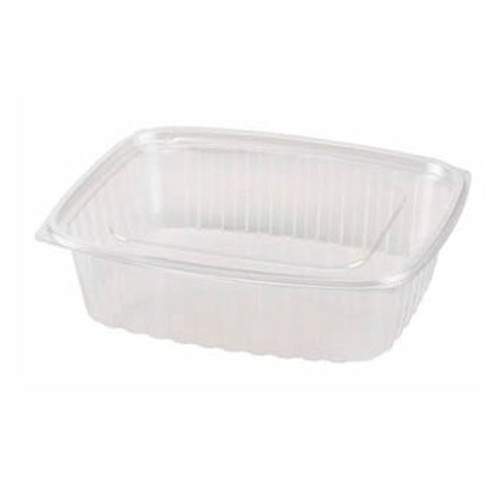 48 oz Rectangular Deli | PLA | Sample
