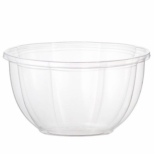 16 oz clear takeout Salad Bowl Sample
