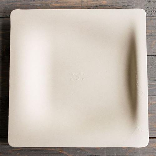 Fiber Square Plate Sample