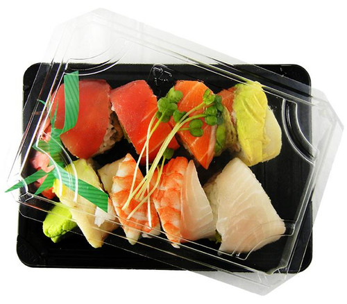 To Go Sushi Boxes   PLA   Includes Lid   Sample