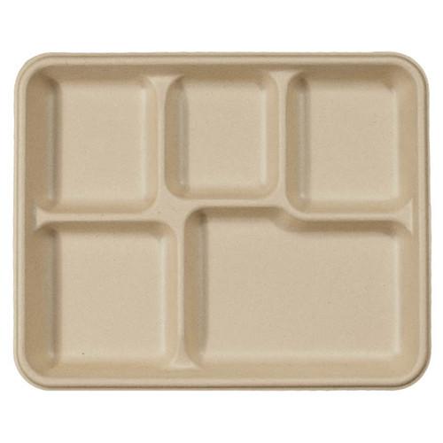 Fiber School Lunch Tray Sample