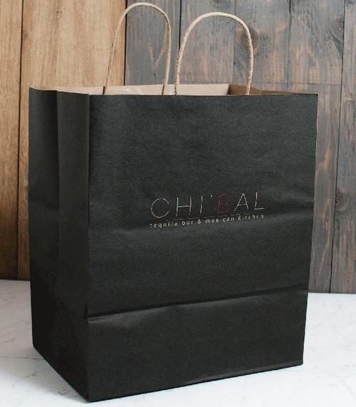 Custom Printed Handle Bags