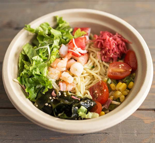 16 oz Fiber salad Bowl BO-SC-16