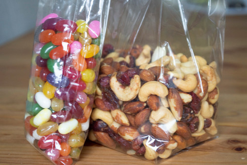 Gusseted Cellophane Bags | Assorted Sizes