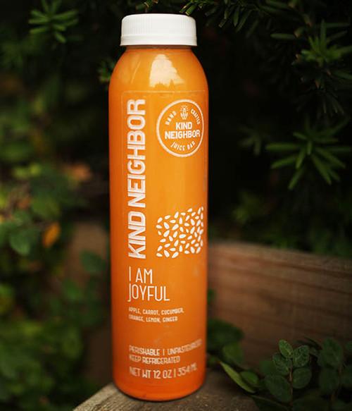 12 oz round plastic juice bottles
