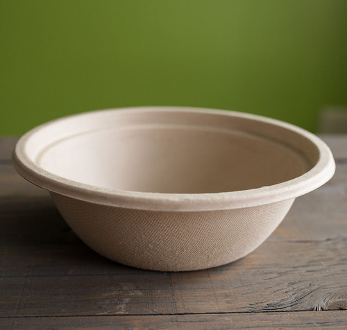 16 oz Fiber Bowl Sample