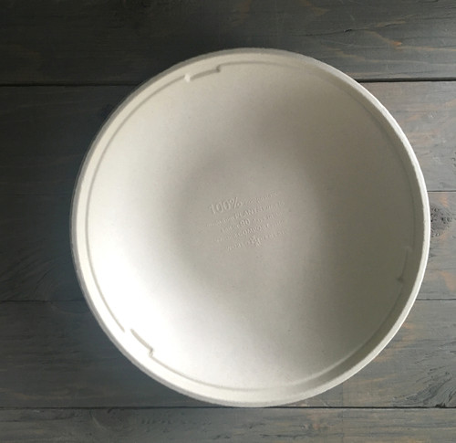 36 oz Shallow Fiber Bowl | Sample