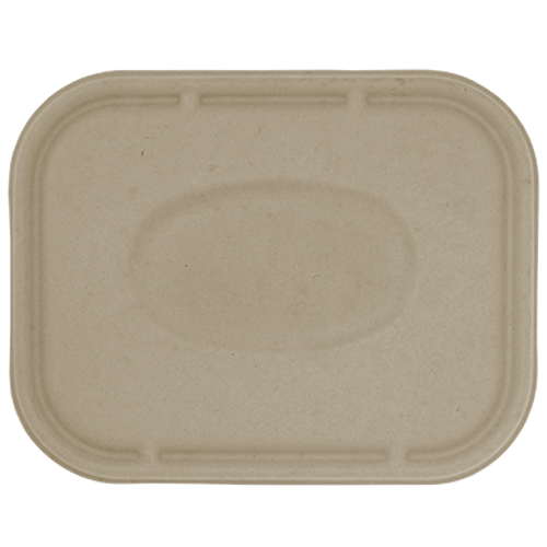 Fiber Lid | Fits 10 x 7.5 Tray | Sample