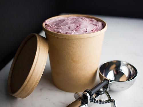 Ice Cream/Soup Pint Sample