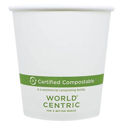 10 oz Custom printed coffee cups