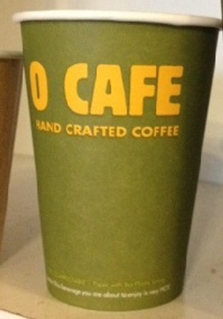 Kraft Paper Cups Compostable Disposable Coffee Cups