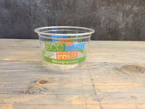 4 oz. PLA Souffle Cup