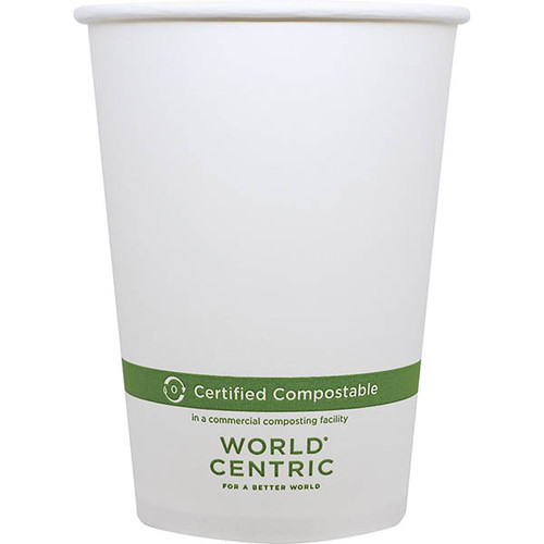 Custom Printed Compostable 32 oz Paper Bowls
