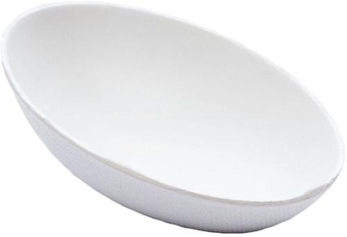 Egg Shaped Tasting Dish | Sugarcane | 100 count